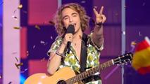 Manel Navarro representará España en Eurovisión 2017