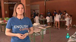 Buenas noticias TV - Objetivo: Inglés
