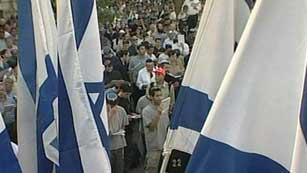 Ver vídeo  'La obligación de hacer el servicio militar provoca un terremoto político en Israel'