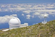 Ir al VideoEl Observatorio de La Palma recibirá 20 telescopios de rayos gamma