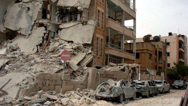 Ocho muertos y decenas de heridos en dos explosiones en la ciudad siria de Idleb