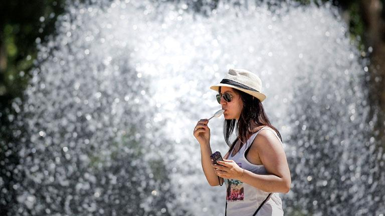 La ola de calor llega a su zénit con ocho provincias en alerta naranja