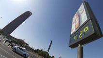 Ir al VideoOcho provincias están en aviso amarillo por altas temperaturas