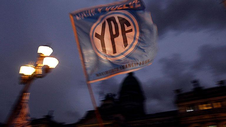 El oficialismo argentino suma apoyos en el Senado para la expropiación de YPF