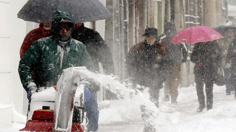 Se recrudece la ola de frío siberiano