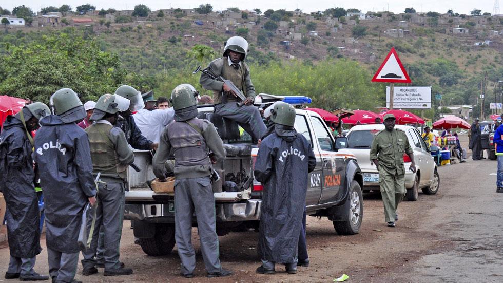 Ola de violencia xenófoba en varias ciudades de Sudáfrica
