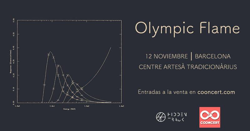 olympic flame barcelona concierto