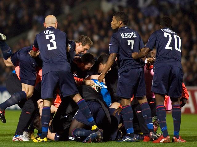 El Olympique de Lyon hace historia