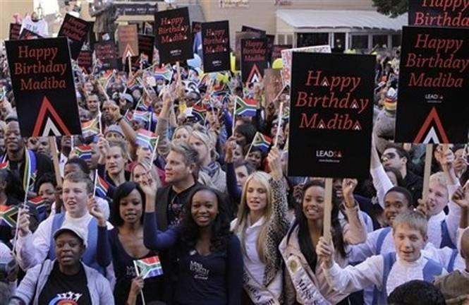 On Off: Felicidades adelantadas, Mandela.