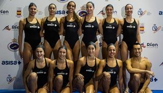 Ona Carbonell lidera a un renovado equipo de sincronizada de cara al Mundial de Budapest