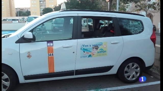 Onada de robatoris a taxis de Palma.