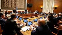 Ir al VideoLa ONU abre en Ginebra las negociaciones de paz sobre Siria después de convencer a la delegación de la oposición