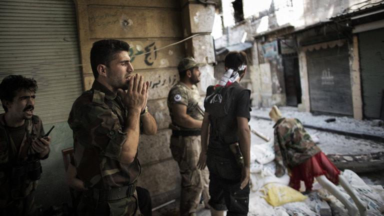 La ONU confirma que hay yihadistas extranjeros combatiendo en Siria