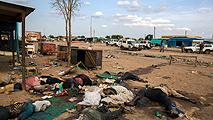 Ir al VideoLa ONU denuncia que los rebeldes asesinan a cientos de civiles en Sudán del Sur