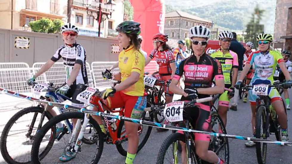 Mountain Bike - Open de España BTT XCO 2016. Prueba Castejón de Sos