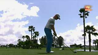 Golf - Open de Sevilla - 03/05/12