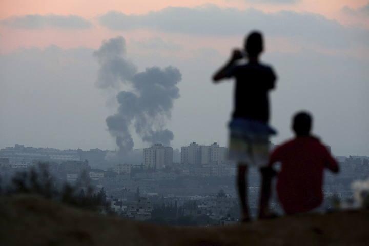 "OPERACIÓN MILITAR ISRAELÍ ""MARGEN DEFENSIVO"""