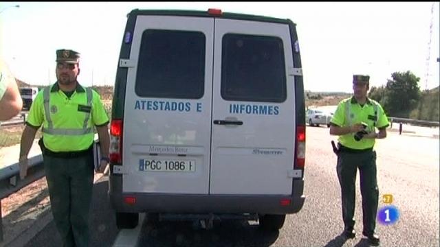 Comando Actualidad - Operación salida