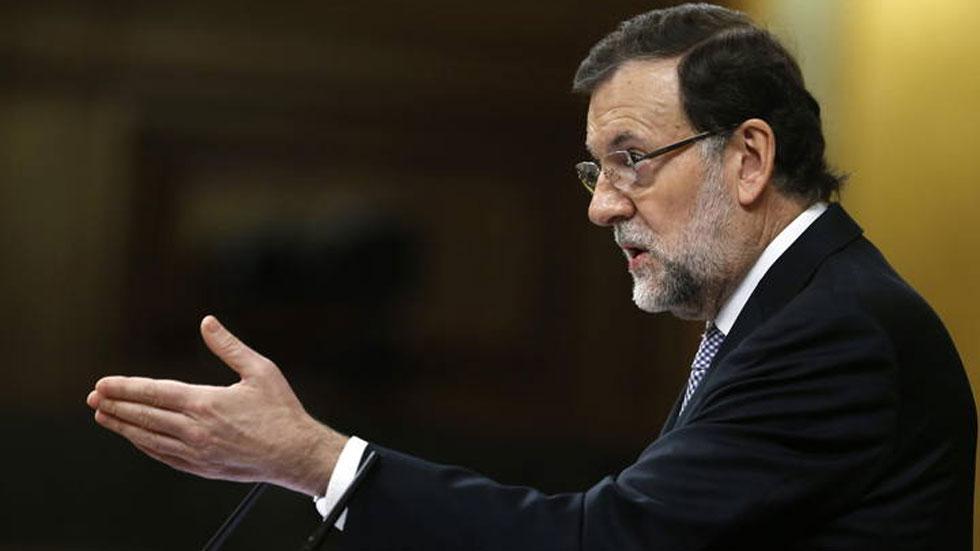 Los grupos de la oposición critican a Rajoy por su tono autocomplaciente