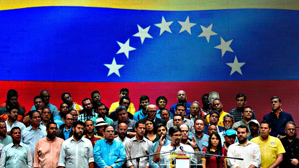 La oposición de Venezuela intensifica la presión y convoca una huelga de 24 horas en todo el país