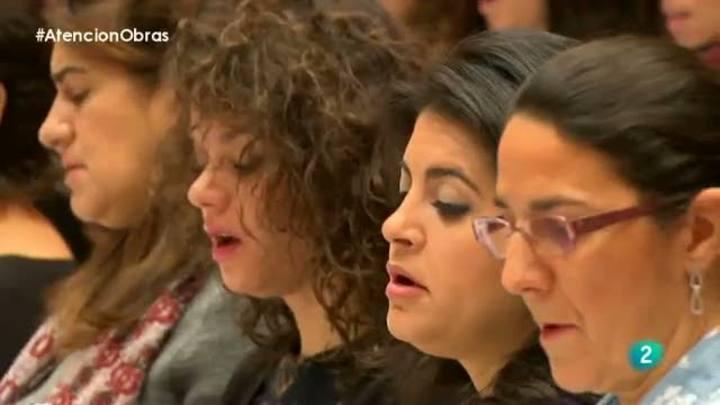 Atención obras - El Oratorio de Navidad, de J.S.Bach por la Orquesta de RTVE - 12/12/2014