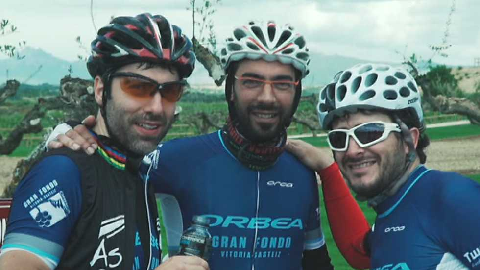 Ciclismo - Orbea Gran Fondo Vitoria-Gasteiz 2016