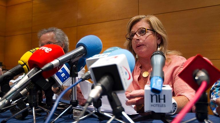 Consuelo Ordóñez cree que nunca podrá perdonar al asesino de su hermano