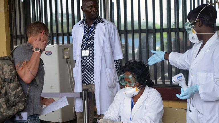 El brote de ébola viene de un curandero de Guinea Conakry