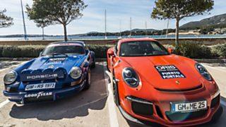 Automovilismo - Oris Rally Clásico Isla de Mallorca 2017