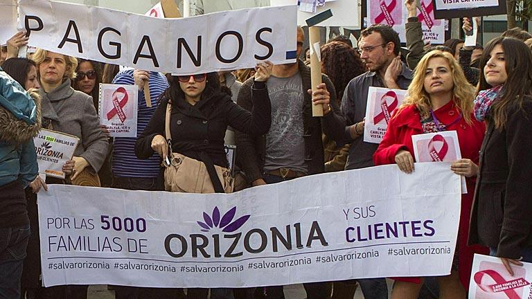Orizonia salvará 800 puestos de trabajo con la venta de parte de la aerolínea Orbest