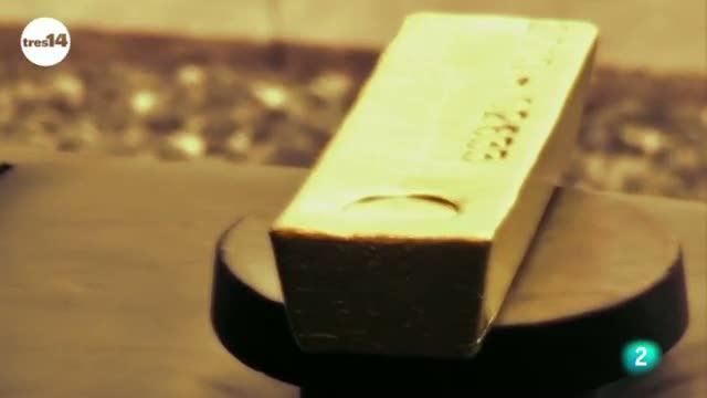 tres14 - Curiosidades científicas -  Oro en la basura electrónica