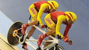 Oro en ciclismo en pista para Venge-Llauradó