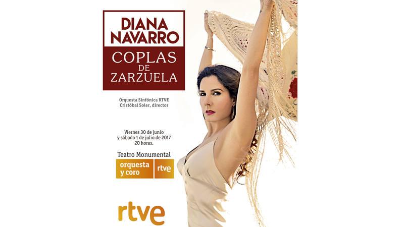 Diana Navarro, Zarzuela