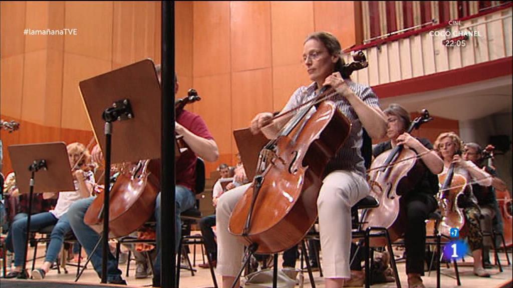 La Orquesta y Coro RTVE en el Festival de Granada