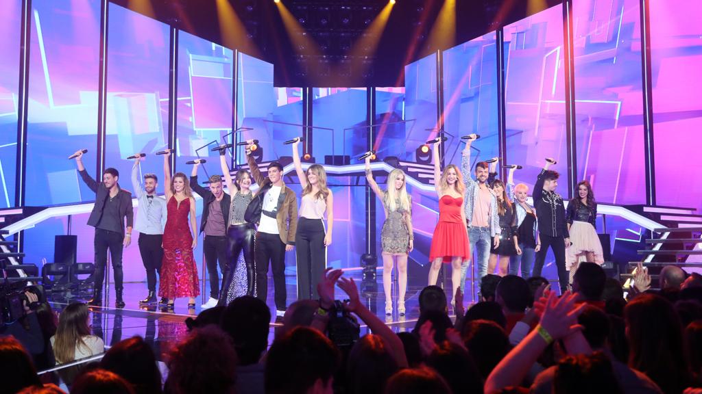 OT 2017 - Gala 4 - RTVE.es