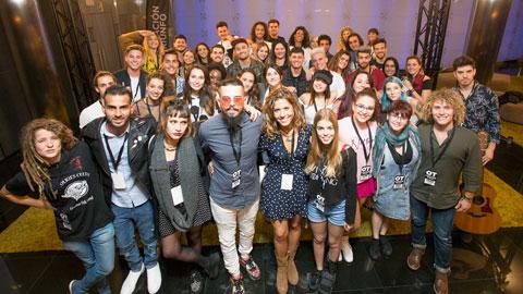 Videoencuentro final de casting de OT 2017