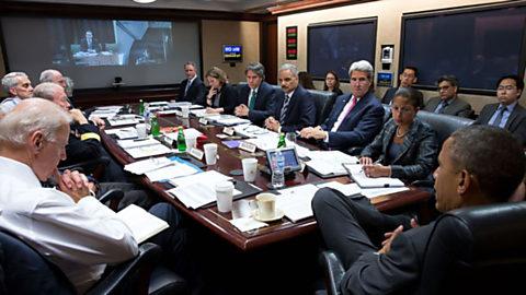 Otros documentales - Comandante en jefe: En el despacho oval. El asalto a Bin Laden