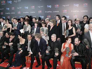 La película 'Pa negre', participada por TVE, la gran triunfadora de los Goya 2011 con 9 galardones