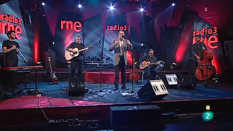 Los conciertos de Radio 3 - Pablo Guerrero