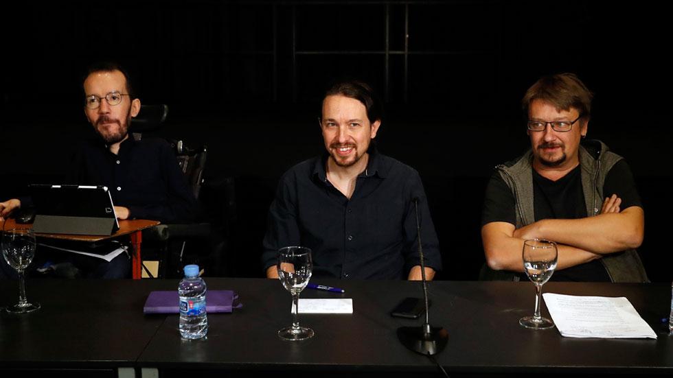 Pablo Iglesias apuesta porque su partido no se disfrace de lo que no es