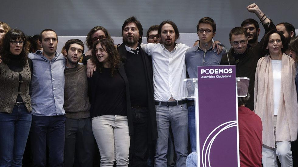 Pablo Iglesias elegido secretario general de Podemos