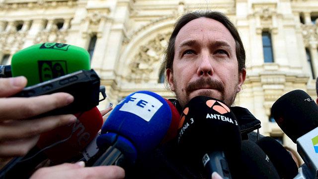 Pablo Iglesias llama a la unidad a todas las fuerzas políticas tras los atentados en Bruselas