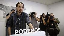 """Ir al VideoPablo Iglesias: """"Podemos no entrará en ningún gobierno presidido por un candidato del partido socialista"""""""