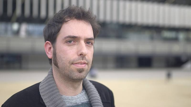 Pablo Martín Sánchez. reconoció que le gusta utilizarse como excusa argumental