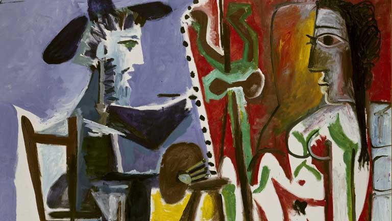 Pablo Picasso ha llegado a Florencia en una exposición
