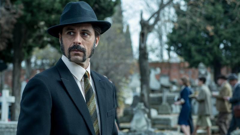 Pacino vuelve a la Patrulla para hacer frente a grandes misiones