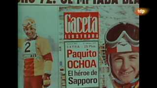 Conexión Vintage - Paco Fernández Ochoa y Conchita Puig