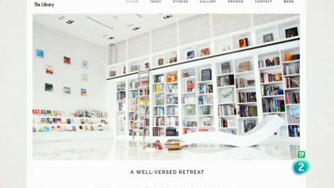 Ir al VideoPágina Dos - Viajes de libros - Hoteles literarios