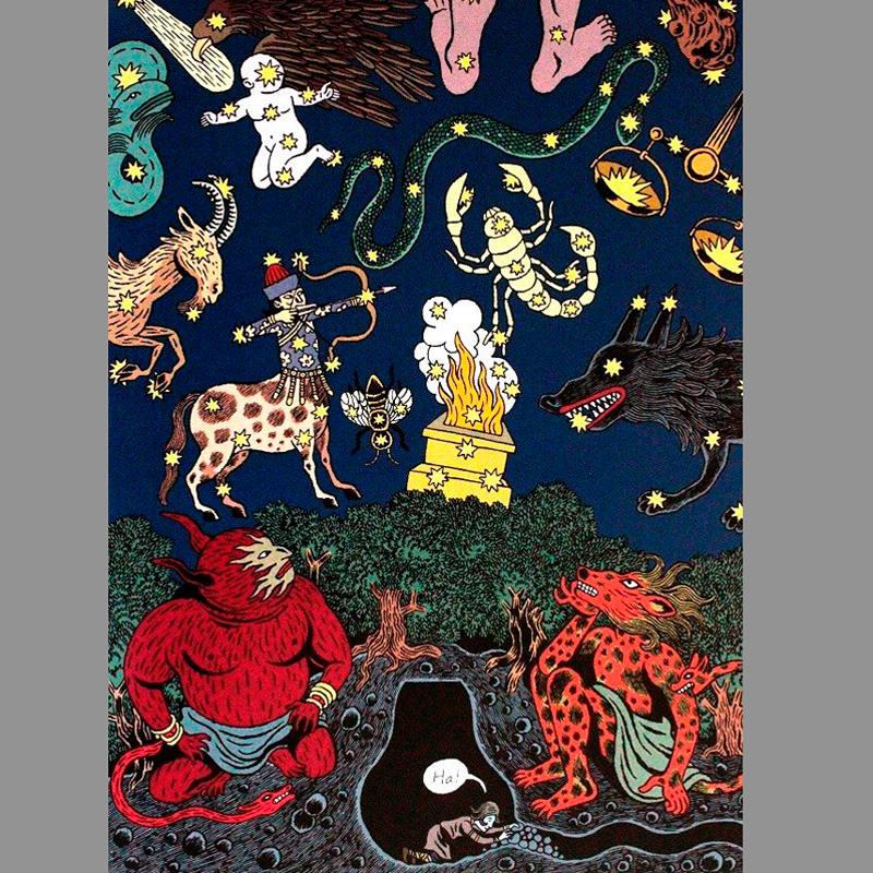 Página de 'Hâsib y la reina de las serpientes'