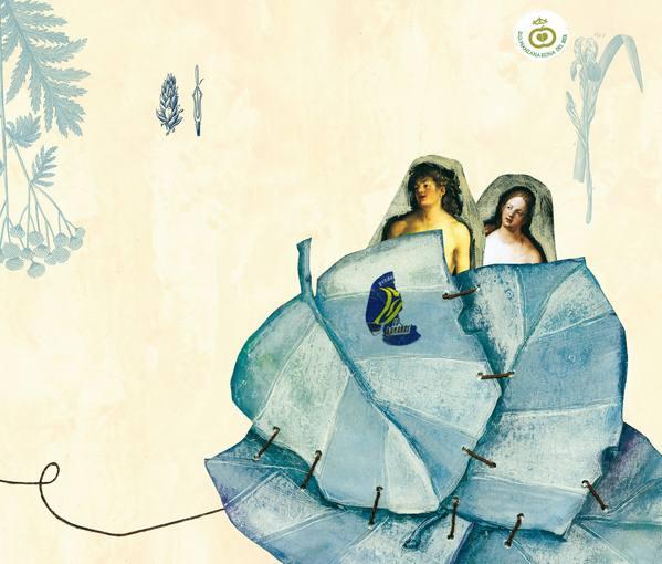 Página de 'La Palabra se hace arte', de María Jesús Santos